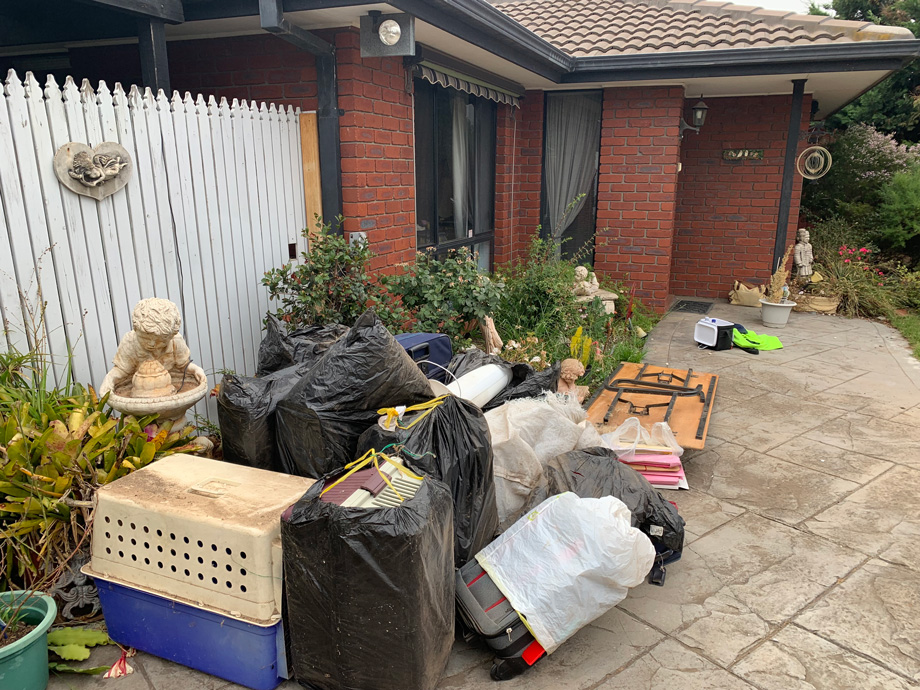 rubbish removal service melbourne